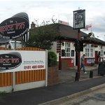 Spice Inn / Coach & Horses Rainhill Front view