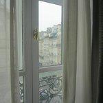 Vista desde habitación 4ª planta, exterior