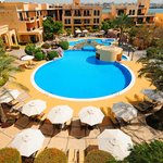 Novotel Al Dana Swiming Pool