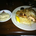 My Dinner--Salmon