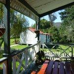 Cool verandah