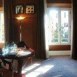 Room overlooking Via Veneto, 3rd floor
