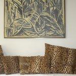 Sofa Josephine Baker suite
