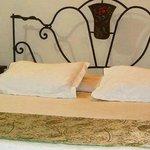 sus camas brindan confort debido a que su lencería es nueva