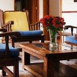 sus pequeñas salas ideales para realizar pequeñas reuniones y grandes negocios