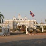 Flag & Palace