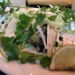 Fish Tacos - very very good