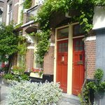 Annette's B&B - Location Brederodestraat