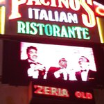 Rat Pack and Friends at Pacino's Italian Ristorante