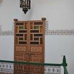 Door of the suite
