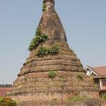 a Brick Stupa - free