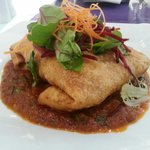 Fusion Curried Parcel - Special of the Day