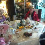 Fun Tea Party for all ages