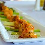 Diablo Shrimp Appetizer