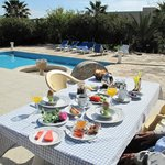 Breakfast at Paradise