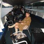 Battello con cena e giro serale sul Danubio