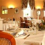 unser Sommerrestaurant und Frühstücksraum