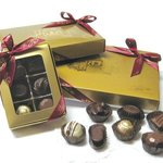 Make your own box with our artisanal chocolate varieties