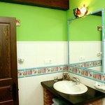 Baño habitación la Bolera