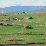 Outside view at Borgo Solario