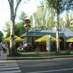 Кафе Сан Сити на бульваре