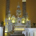 Altar at St Josephs Church