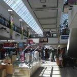 Mall at Steamtown interior