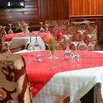 Sirona Hotel Lake Nakuru Dining Room