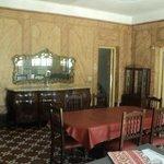 Main Dinning Room Hostel La Cumbre