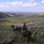 Horse Backride in the Sierras Chicas La Cumbre