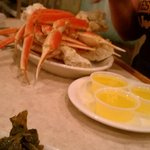 Crab Legs @ Crabby Mike's