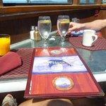 spyglass restaurant seating