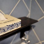 Amenidades en los baños