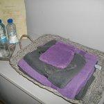 serviettes moelleuses