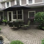 Courtyard Conversation Area