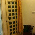 Room 402 Front Door