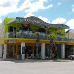 Brass Monkey restaurant & bar.