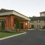 BEST WESTERN Snowcap Lodge
