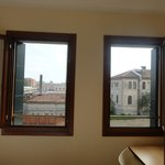 Our windows with the view