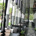 Outdoor swing/beds