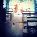 Morning at Cafe
