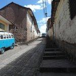 Calle Tambo de Montero