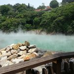 Another sight of Hot Spring