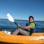 Kayak en el Titicaca, una experiencia inolvidable.