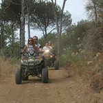 Pinea Activities: ATV riding