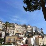 La vieille ville de Sperlonga