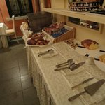 Hotel Locanda Vivaldi - Breakfast Room Selection
