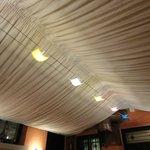 Hotel Locanda Vivaldi - Breakfast Room Ceiling