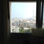 Zimmerfenster 7. Stock