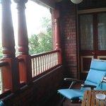 Front room terrace